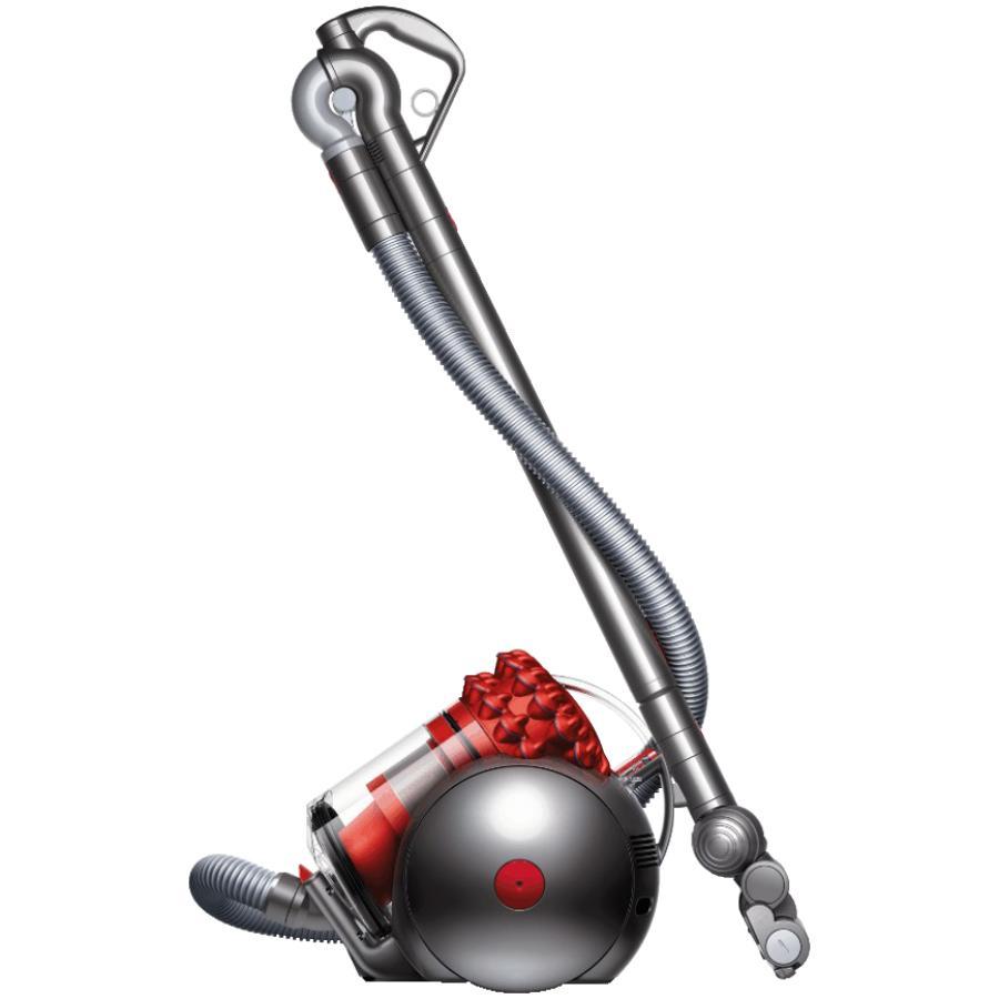 Dyson Bagless Cinetic Big Ball Multi Floor Turbinehead Canister Vacuum