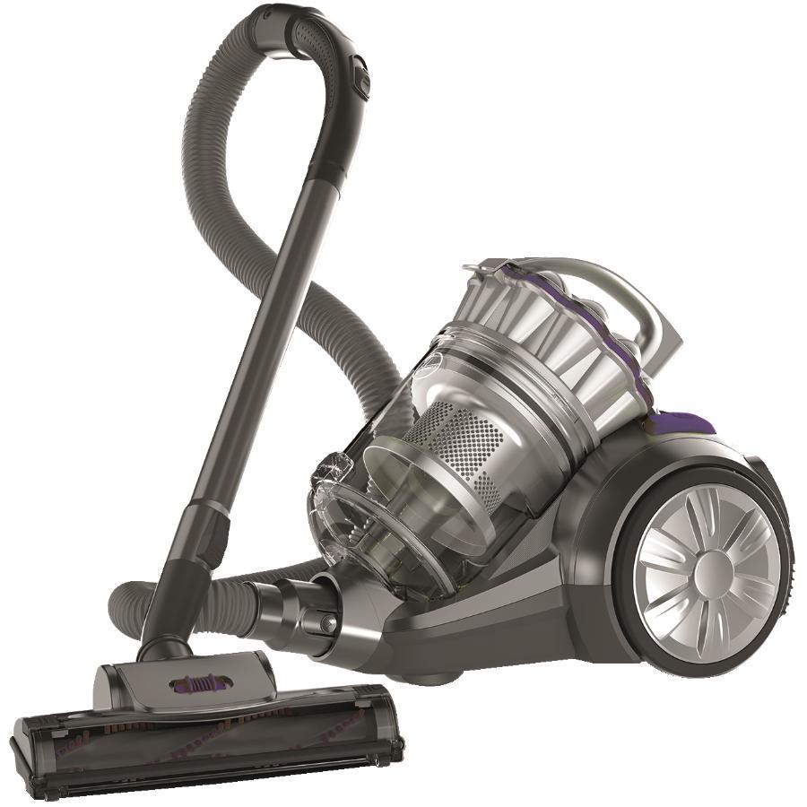 Hoover Elite Multi Floor Bagless Canister Vacuum