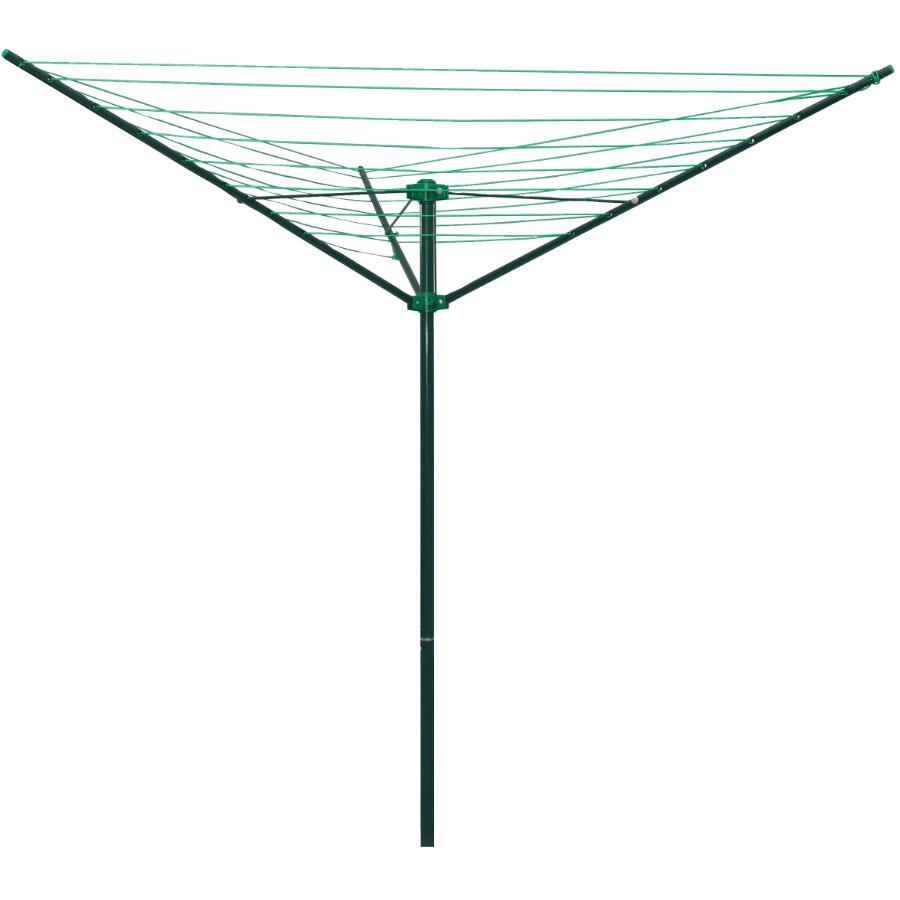 STRATA 91' 3 Arm Umbrella Clothes Dryer