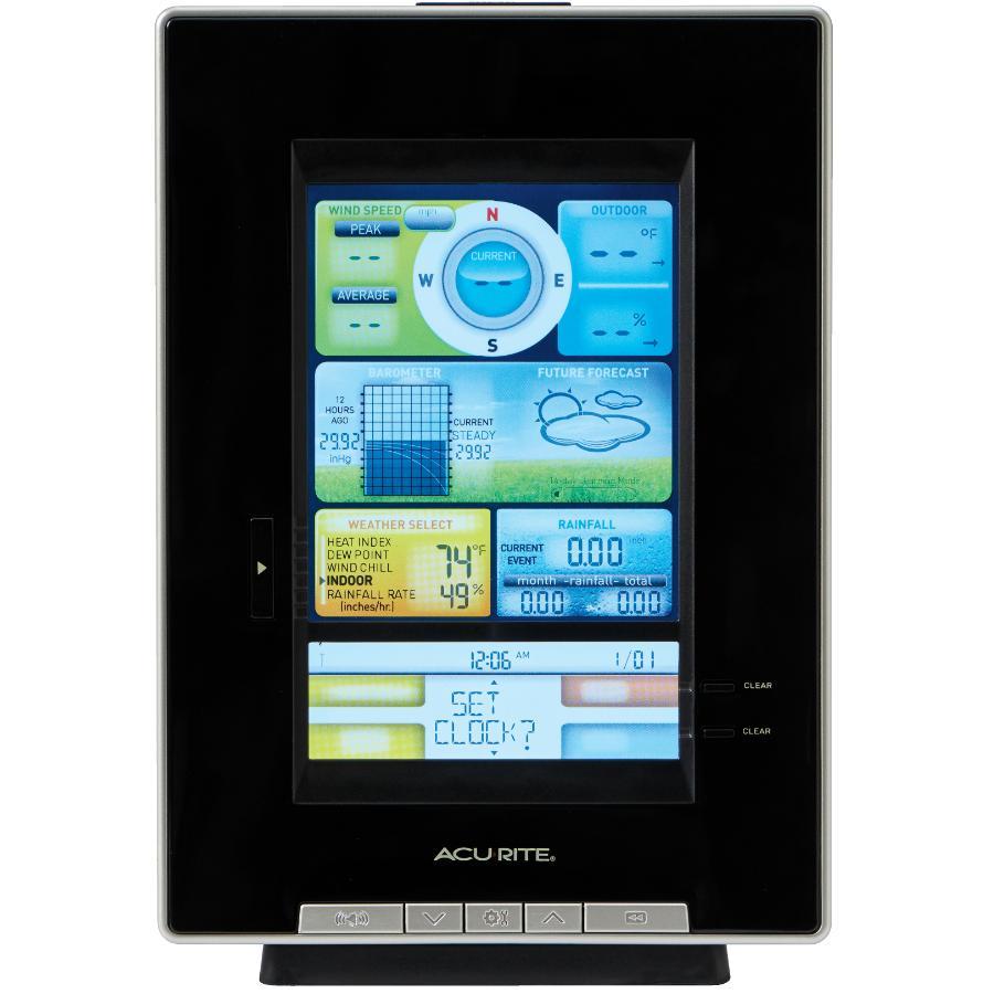 Acu-rite 5 In 1 Indoor/Outdoor Wireless Thermometer