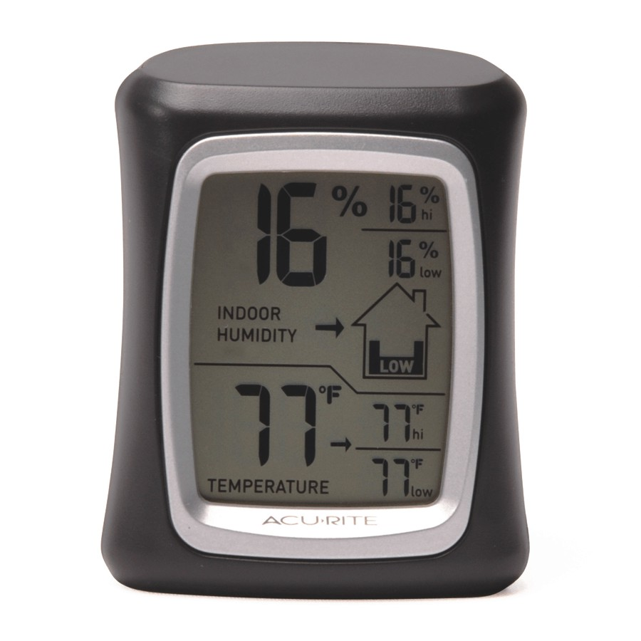 Acu-rite Indoor Digital Thermometer, with Hygrometer