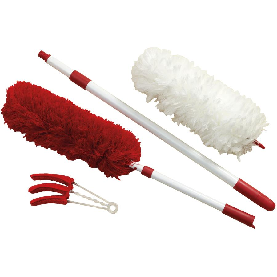 THE ULTIMATE Microfibre Duster, with Blind Cleaner