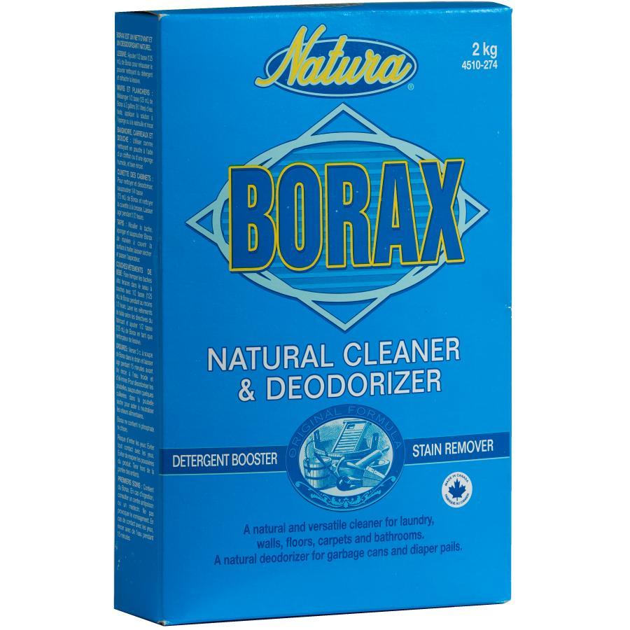 Natura 2kg Borax Laundry Detergent