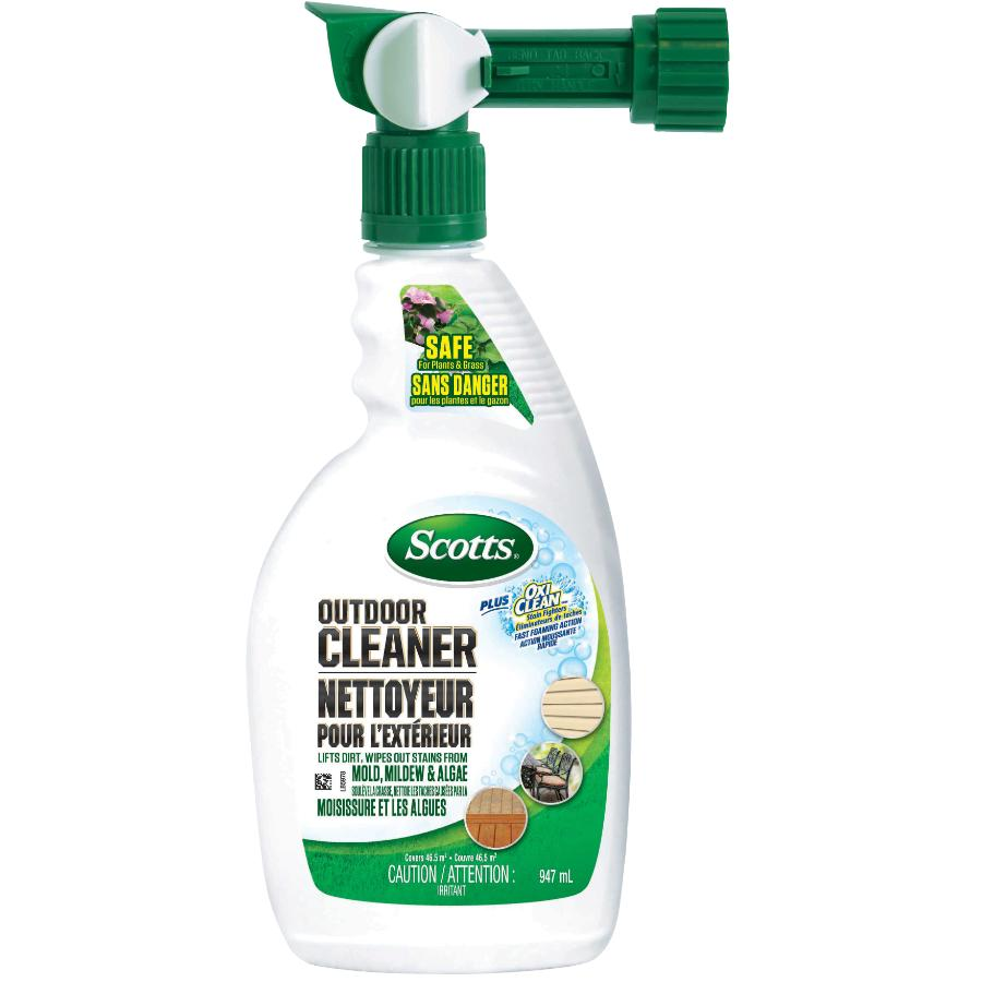 Scotts 947ml Outdoor Cleaner, with Oxi