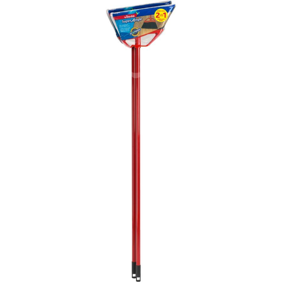 Vileda  2 Pack Vileda Super Angle Brooms
