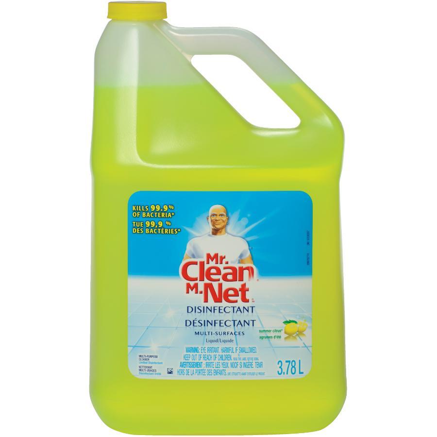 MR. CLEAN 3.78L Citrus Scent All Purpose Cleaner