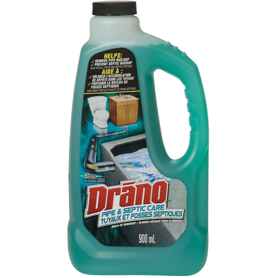 Drano: 900mL Build-Up Remover Drain Cleaner :: Fennell