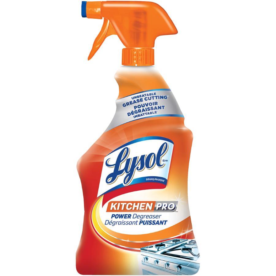 Lysol 650mL Kitchen Degreaser Cleaner