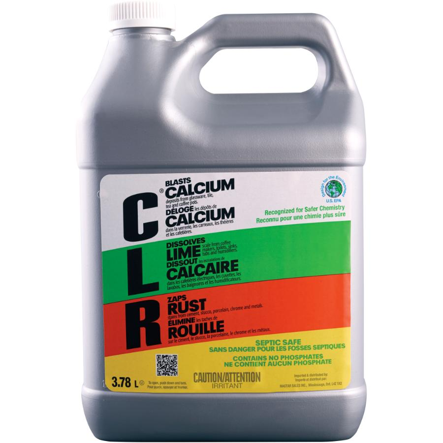 C.l.r. 3.78L Calcium, Lime and Rust Remover