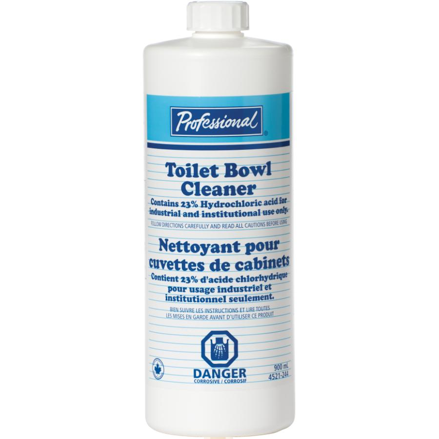 Professional 900mL Toilet Bowl Cleaner