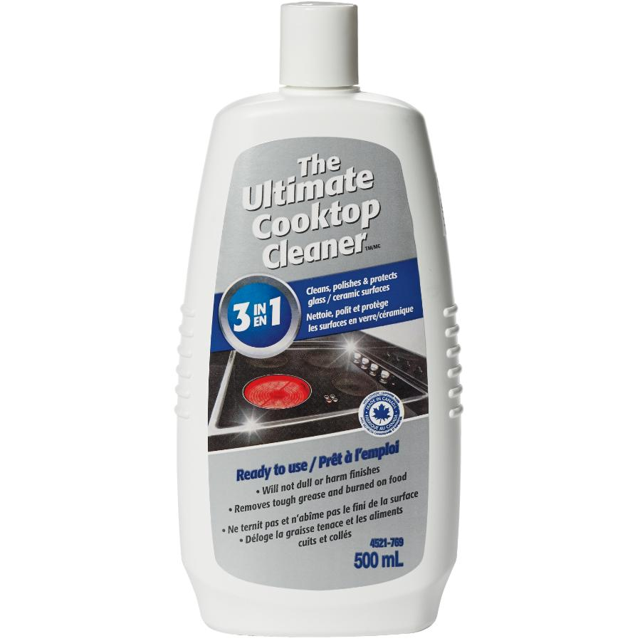 THE ULTIMATE: 500mL Ceramic Glass Cooktop Cleaner
