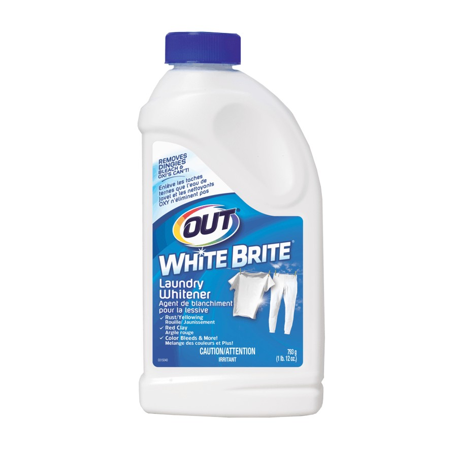 White Brite 28oz Whitener Laundry Cleaner