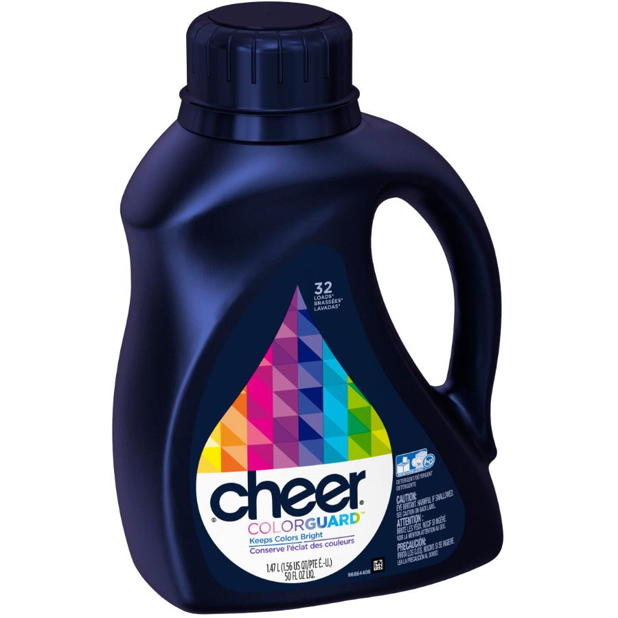 Cheer 1.47L 2x Concentrate Colour-Guard Laundry Detergent