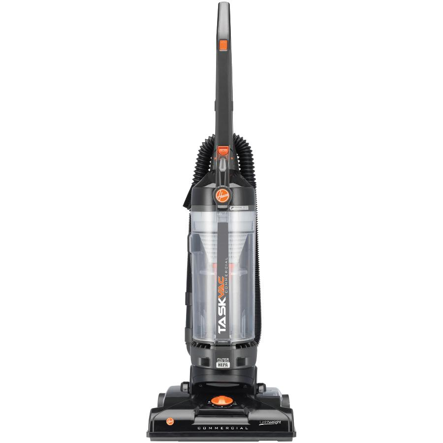Hoover Light Weight Bagless Commercial Upright Vacuum