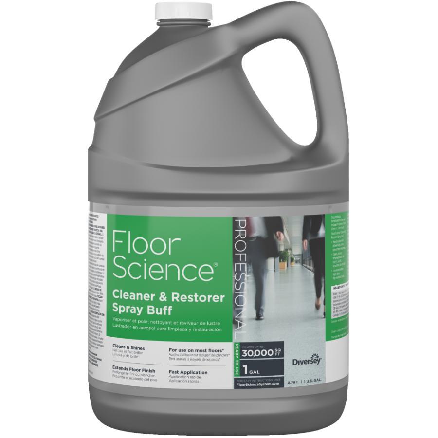 DIVERSEY 3.78L Spray Buff Floor Restorer