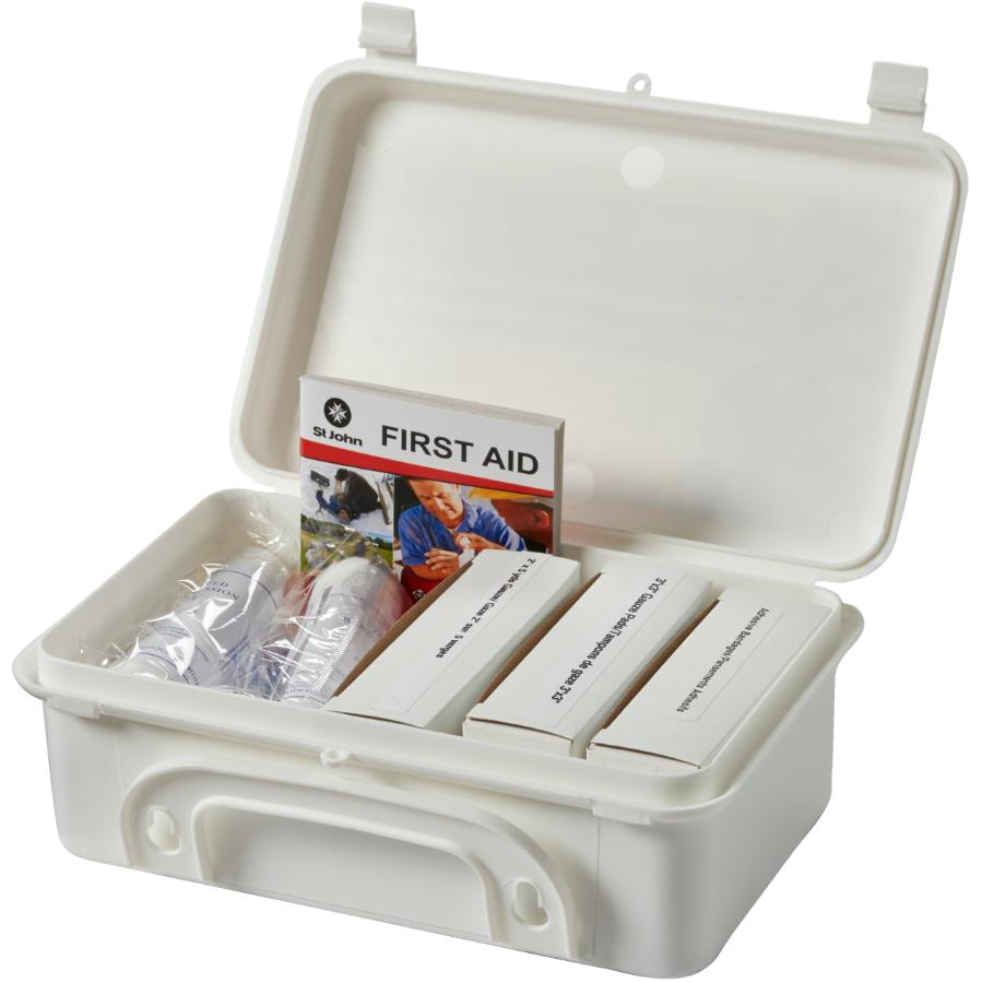 Benchmark 29 Piece Basic First Aid Kit, for 1-5 People