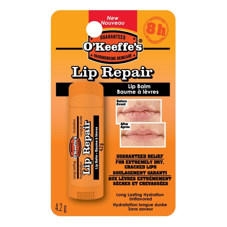 O'keeffe's 4.2g Original Repair Lip Balm