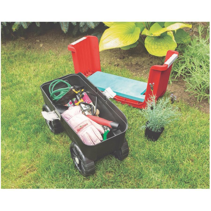 Mark's Choice Rolling Garden Bench/Kneeler