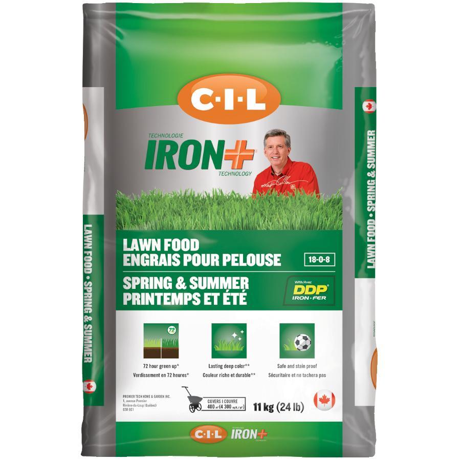 C-i-l: 11kg Iron Plus Lawn Fertilizer
