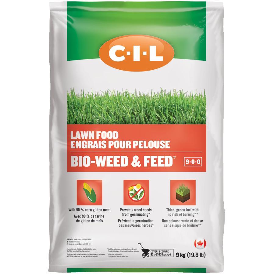 C-i-l: 9kg Bio-Weed and Feed Lawn Fertilizer