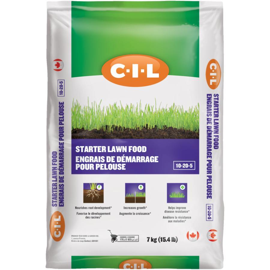 C-i-l: 7kg 10-20-5 Lawn Starter Fertilizer
