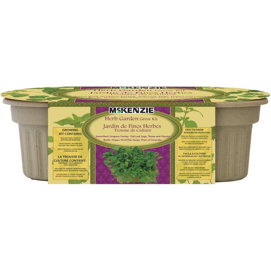 Mckenzie Kitchen Herb Garden Grow Kit