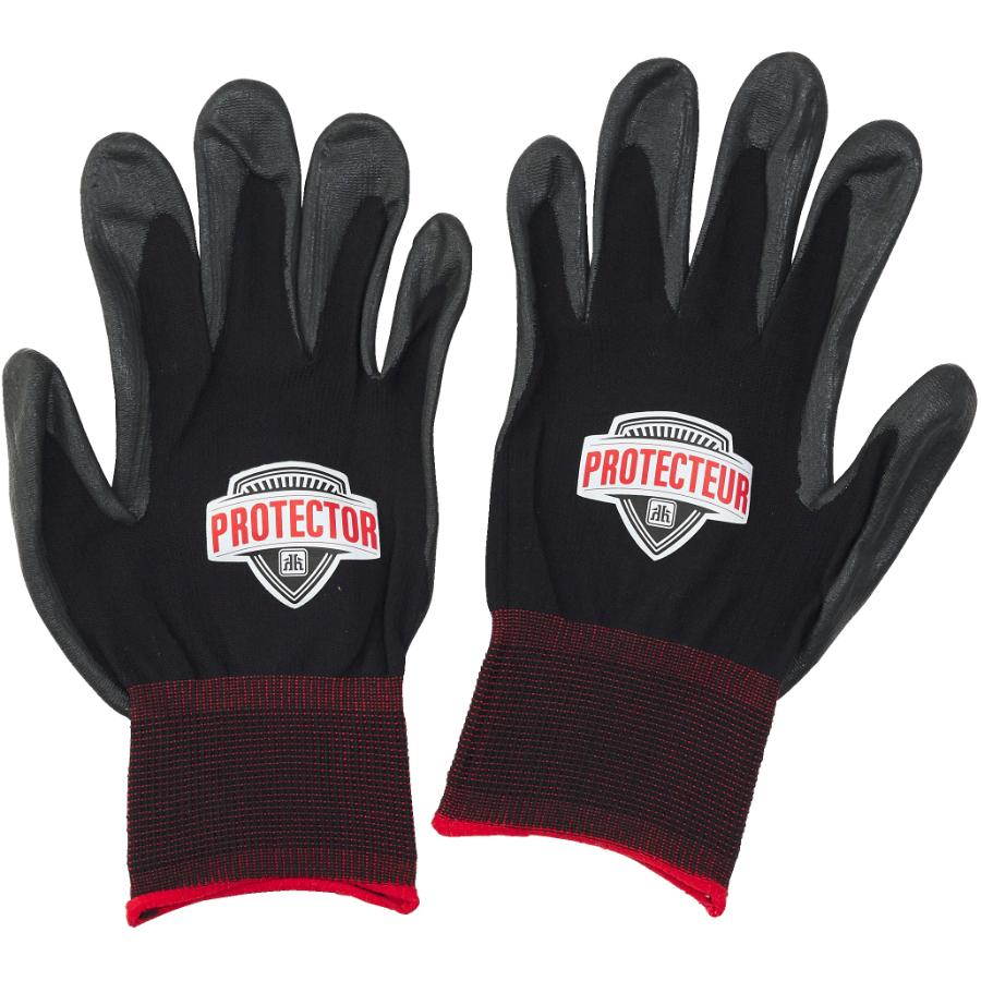 Protector Medium Foam Coated Nitrile/Polyester Gloves