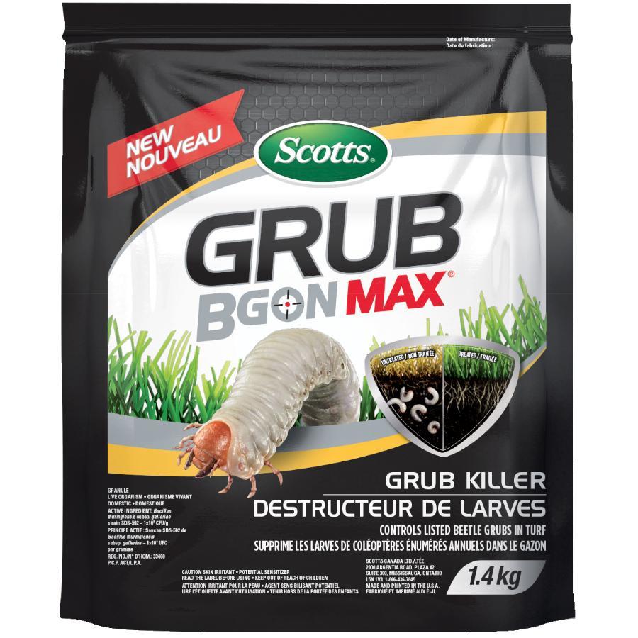 Scotts 1.4kg Grub B Gon Max, Grub Killer