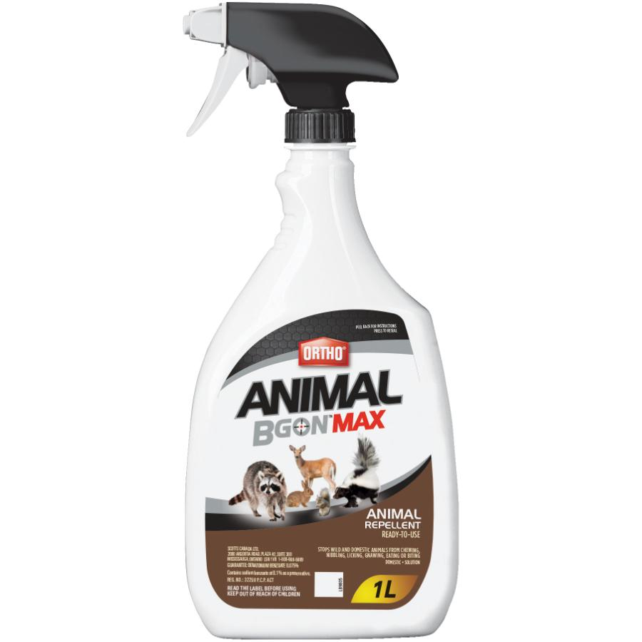 Ortho 1L Ready To Use Animal B Gon Repellent