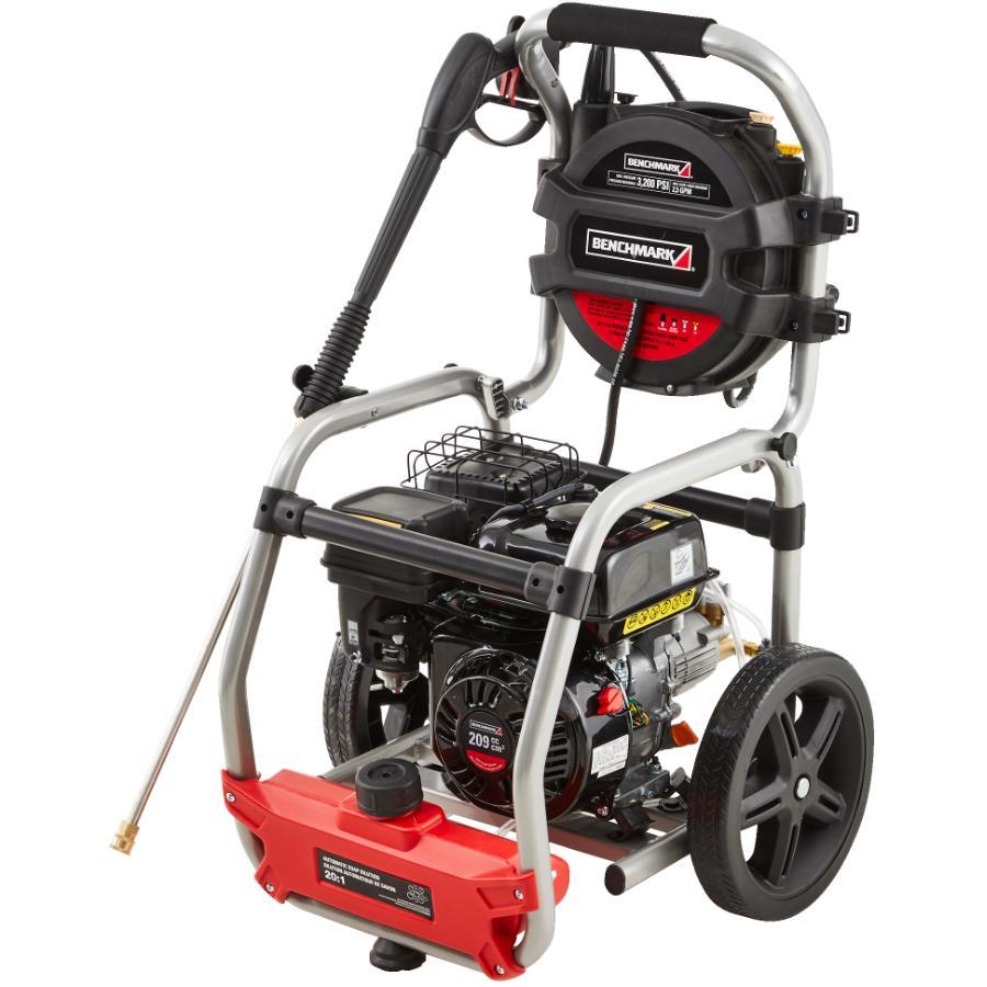 Benchmark 3200 PSI Gas Pressure Washer