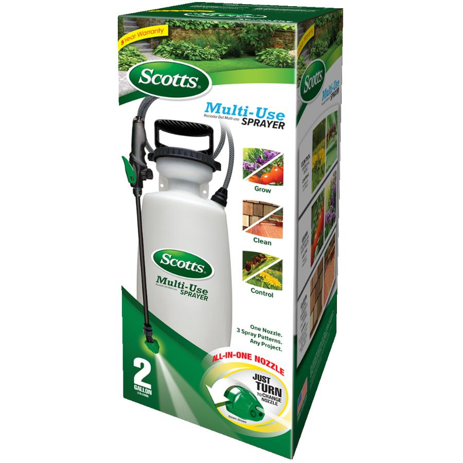 Scotts: 2Gal Multi-Use Sprayer