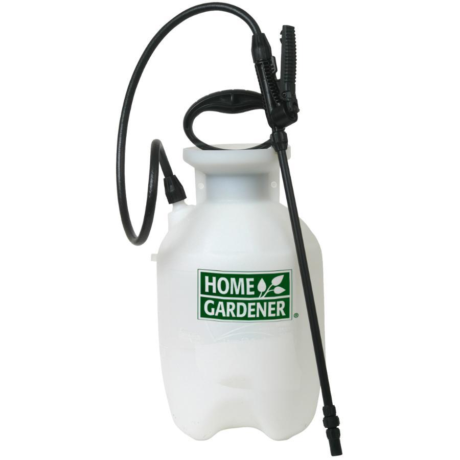 Home Gardener 1Gal Poly Garden Sprayer