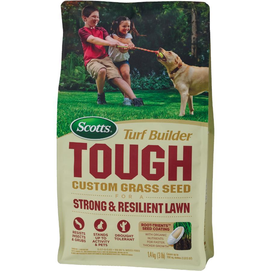 Scotts: 1.4kg Turf Builder Tough Grass Seed