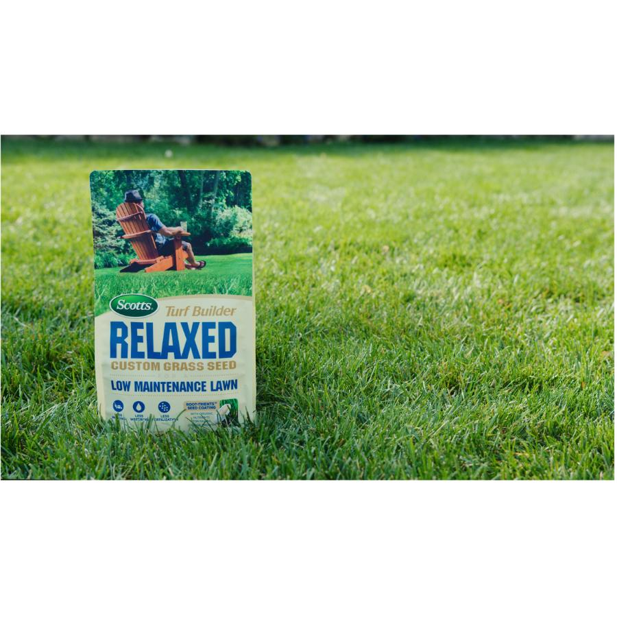 Scotts: 1.4kg Turf Builder Relaxed Grass Seed