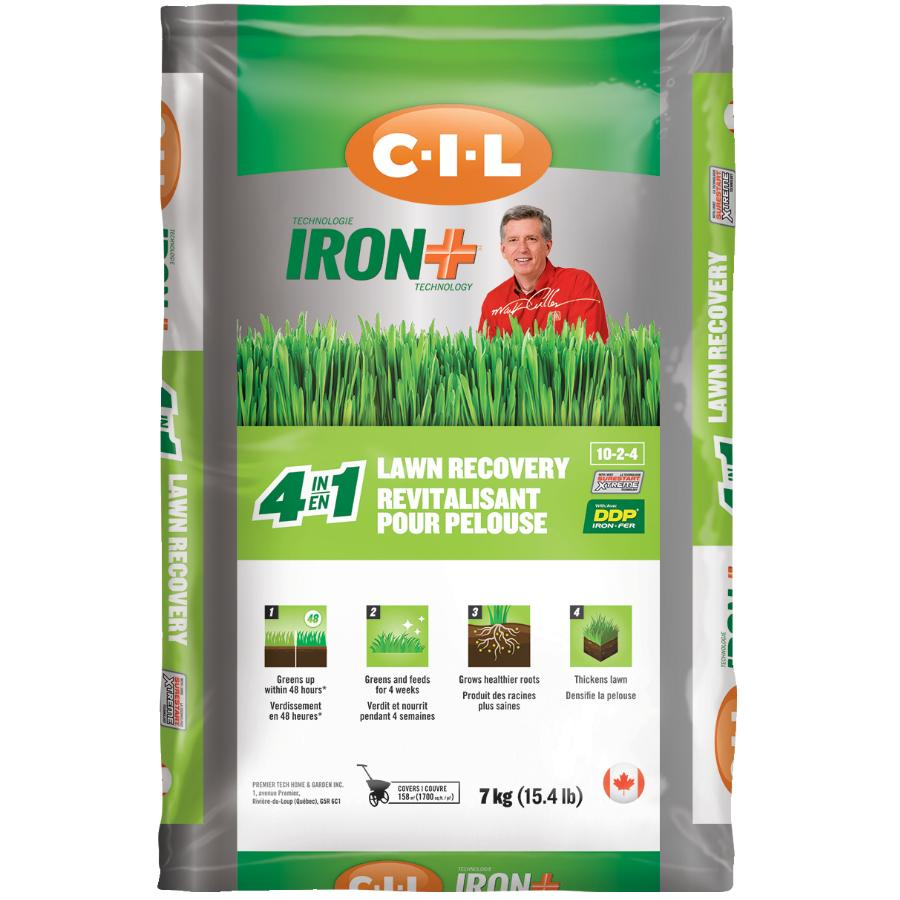 C-i-l 7Kg Iron Plus Lawn Recovery and Repair