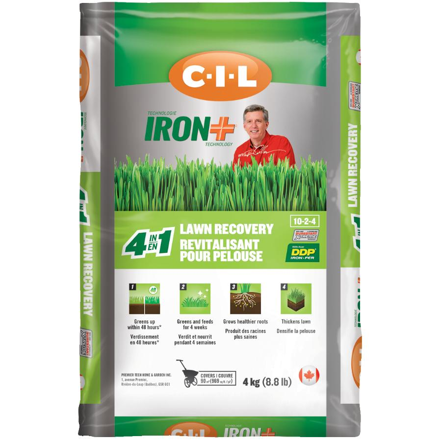 C-i-l: 4Kg Iron Plus Lawn Recovery and Repair