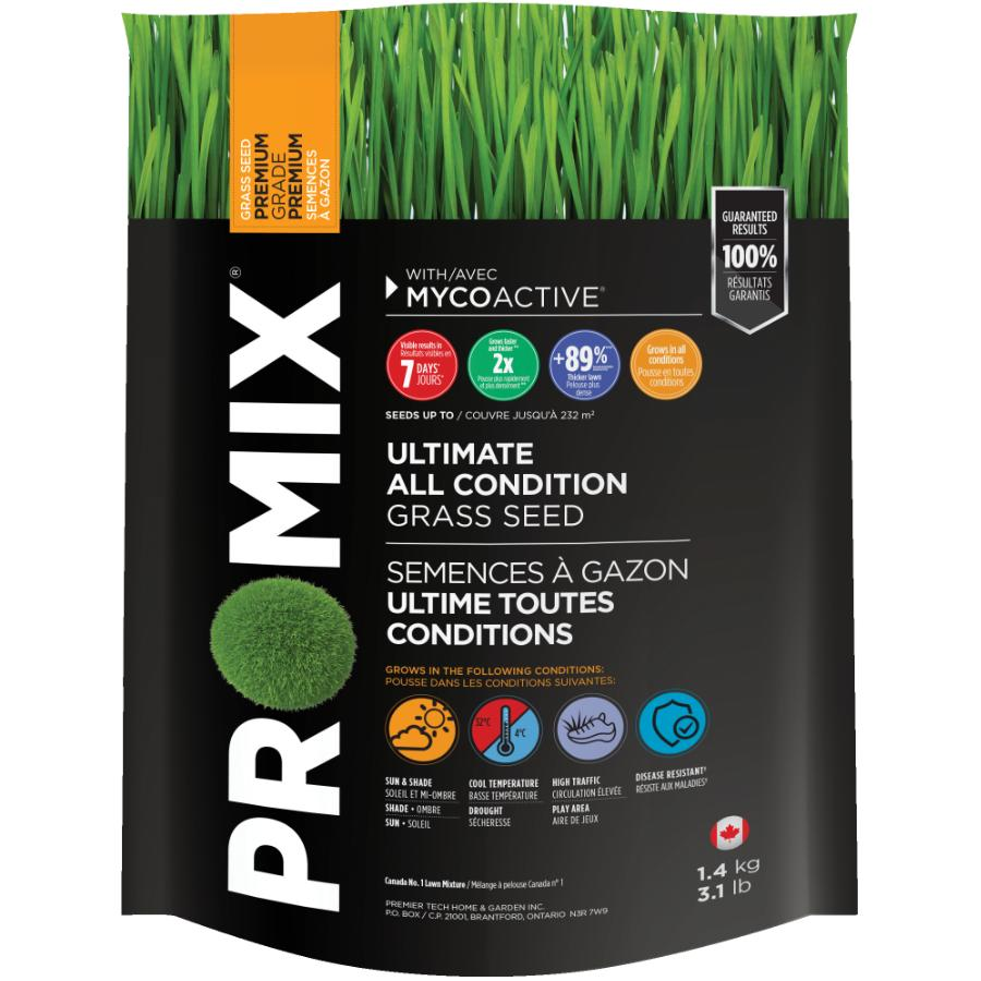 Pro-mix 1.4kg Ultimate Grass Seed