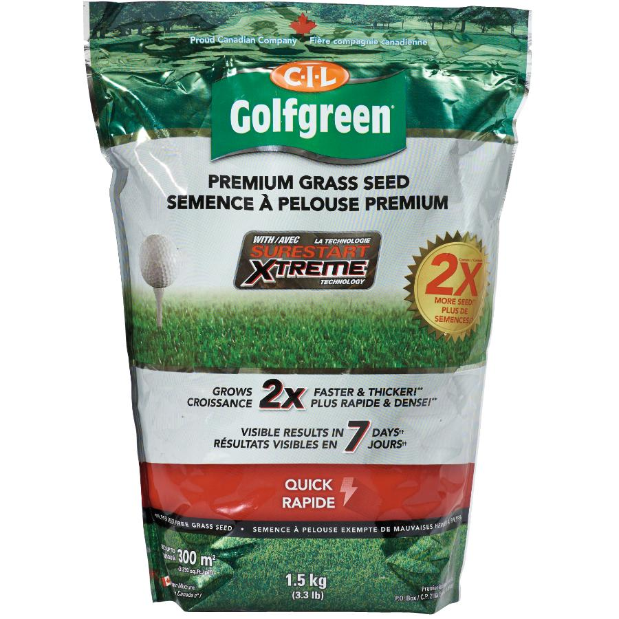 C-i-l: 1.5kg Xtreme Quick Mix Grass Seed