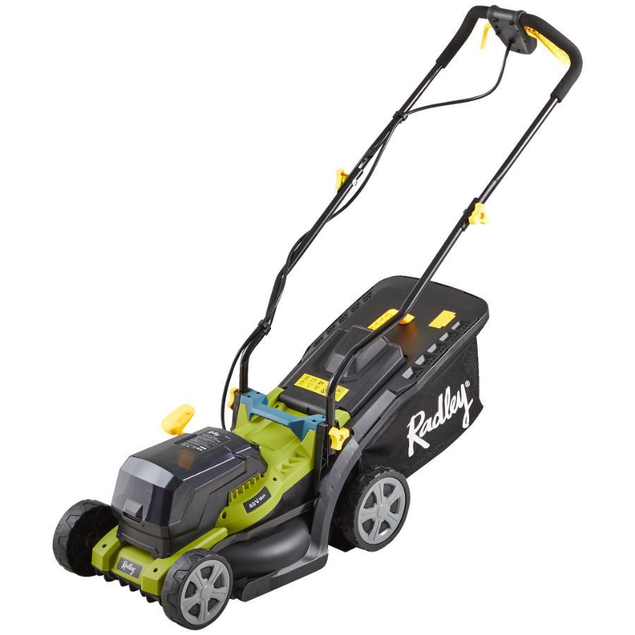 "Radley 14.5"" Cordless Lawn Mower - 40 Volt"