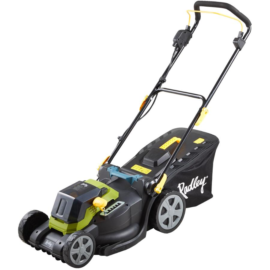 "Radley 17.5"" Cordless Lawn Mower - 40 Volt + Brushless"