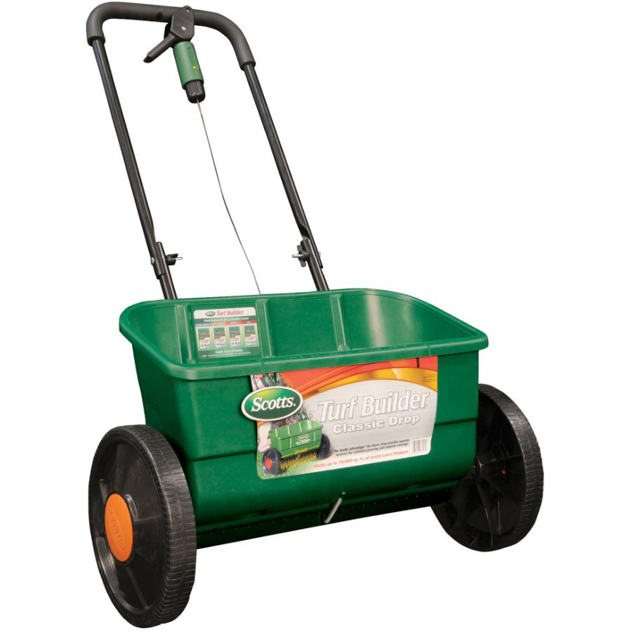 Scotts Classic Drop Fertilizer Spreader