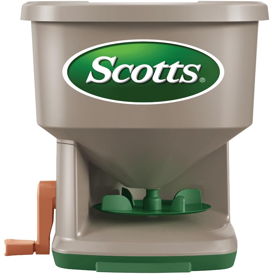 Scotts Green Hand Held Fertilizer Spreader
