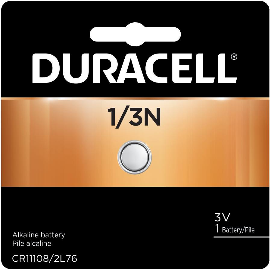 Duracell: 3.0 Volt Lithium Tape Measure Battery