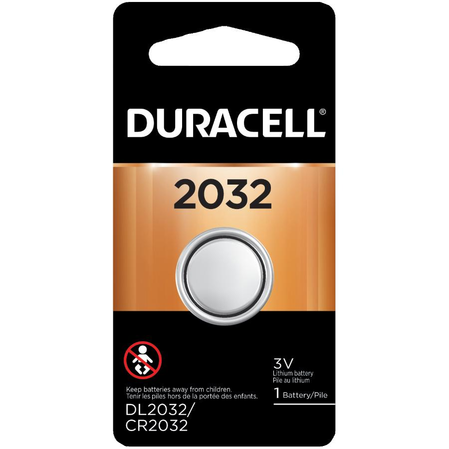 Duracell 3 Volt Lithium Watch and Electronics Battery