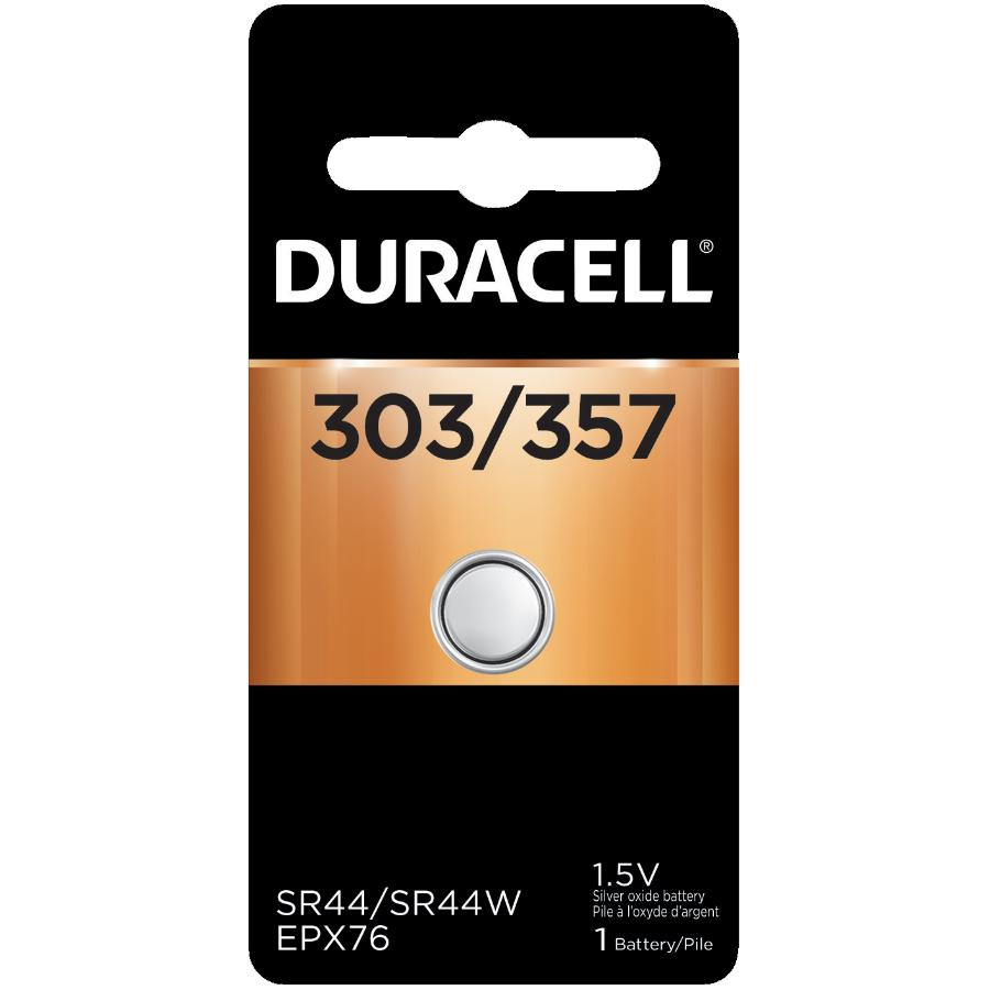 Duracell: Watch and Electronics Battery