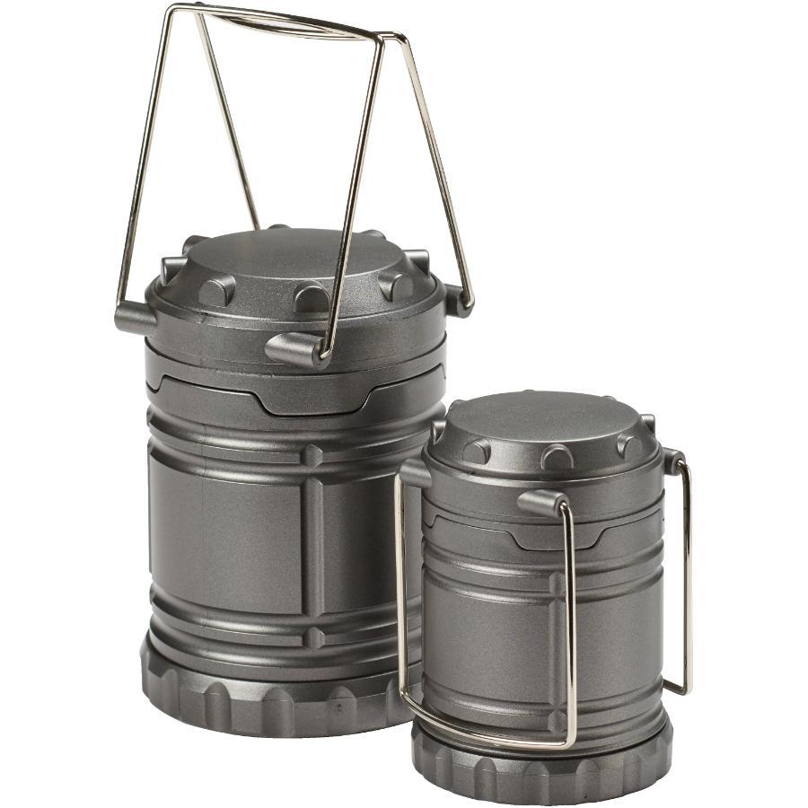 Reactor  2 Pack 220/250 Lumens LED Lanterns, less Batteries
