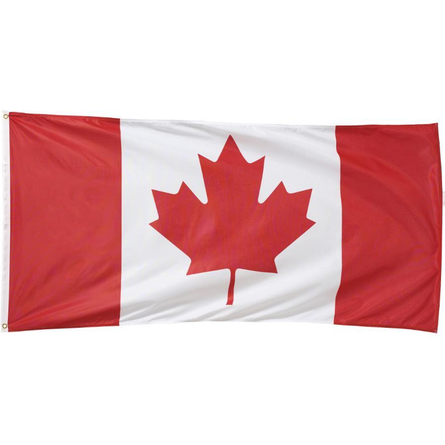 "Flags Unlimited 36"" x 72"" Duraknit Canada Flag"
