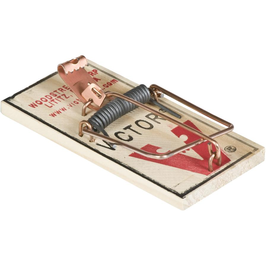 Victor Wood Mouse Trap