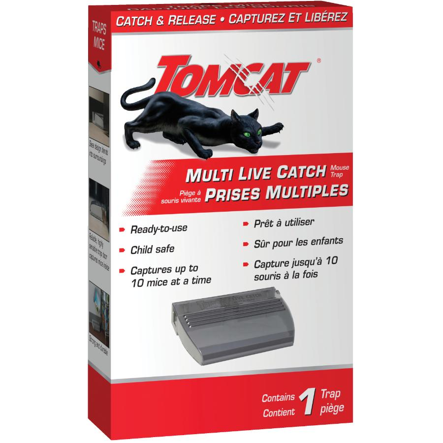 Tomcat Multiple Mouse Live Catch Mouse Trap