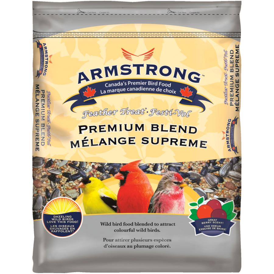 ARMSTRONG 6.5kg Premium Wild Bird Seed